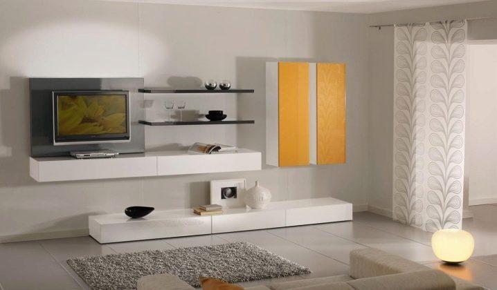 Выбираем современную стенку в гостиную: как не прогадать с покупкой?