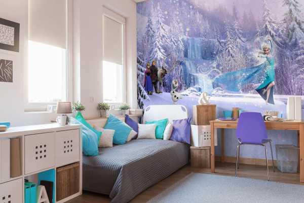 детская комната дизайн интерьера современная