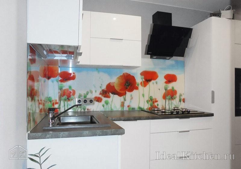 Из чего лучше сделать фартук на кухню? 77 фото какие бывают виды материалов для кухонных фартуков? из чего сейчас чаще всего делают фартуки на стену?