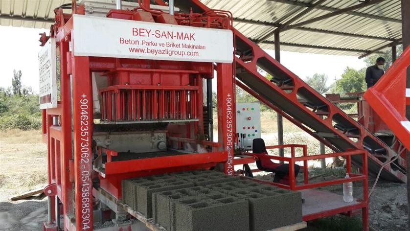 Оборудование для производства тротуарной плитки вибропрессованием и вибролитьем