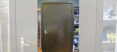 Входные двери с терморазрывом в шатуре