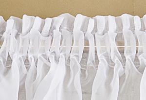 Как правильно пришить шторную ленту к тюлю или шторам: пошаговая инструкция, к портьере в домашних условиях
