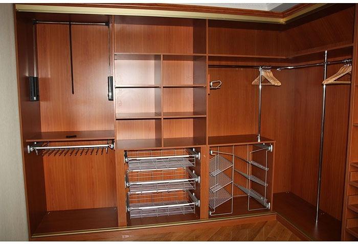 Гардеробные комнаты и шкафы на заказ по индивидуальным размерам недорого в москве