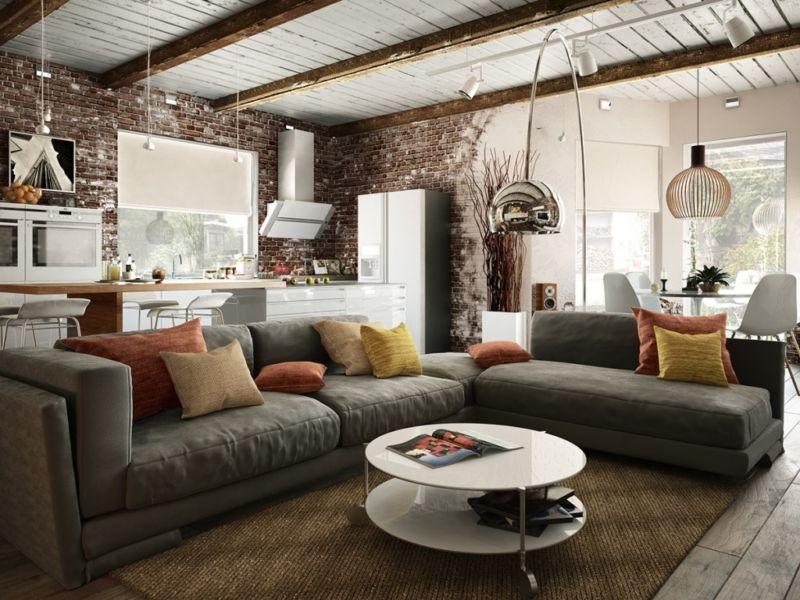 Отличия и особенности столов в стиле лофт, лучшие дизайнерские решения