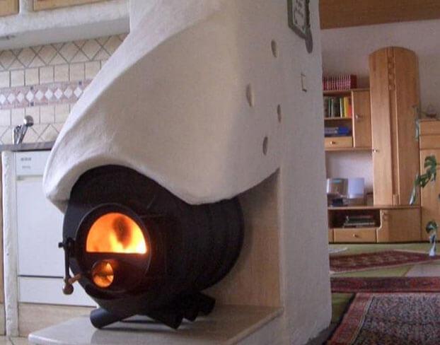 Проект дома с печным отоплением — делаем планировку заранее