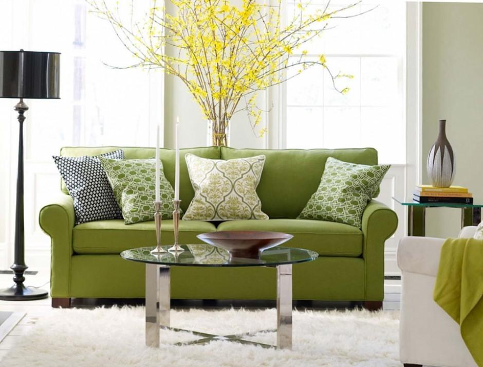Интерьер оливкового цвета, лушие сочетание и скрытые возможности