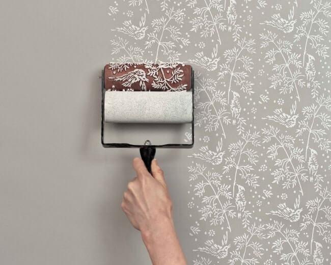 Как и чем украсить пустую стену: более 100 фото идей