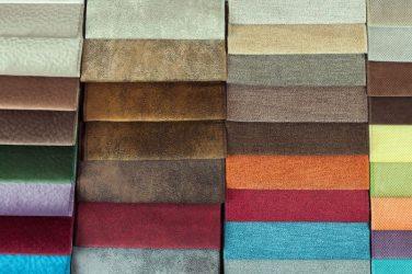 материалы для мягкой мебели