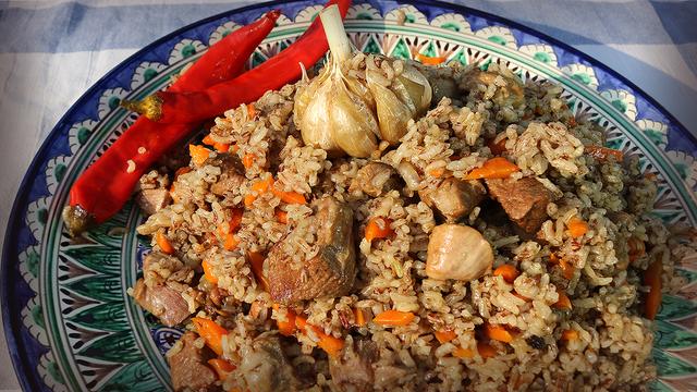 Рецепт настоящего ферганского (узбекского) плова от сталика ханкишиева    «табрис»