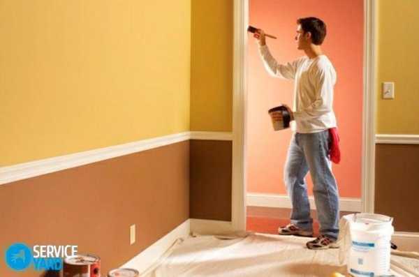 Подготовка стен под покраску: порядок работ, этапы, технология, в новостройке, из гипсокартона, бетонной, кирпичной, видео, водоэмульсионной краской
