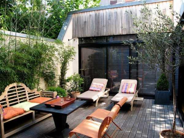 Патио на даче — проекты, варианты дизайна и особенности выбора места для установки (120 фото)