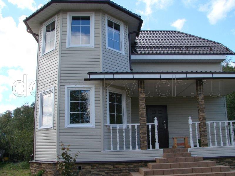сколько стоит построить дом 150 кв м