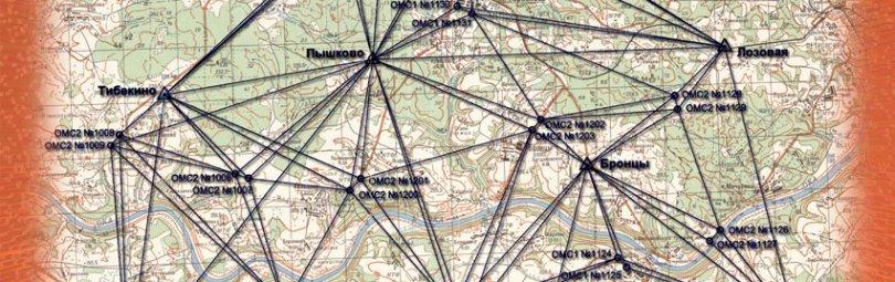 Геодезическая сеть