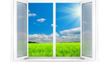 окнах ПВХ