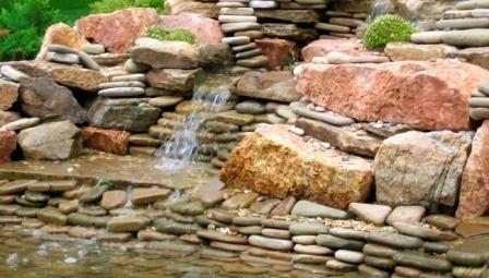 Дикий природный камень