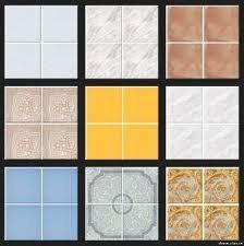виды плитки