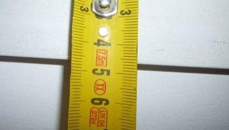 как правильно замерять натяжной потолок