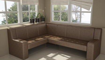 диван для кухни фото