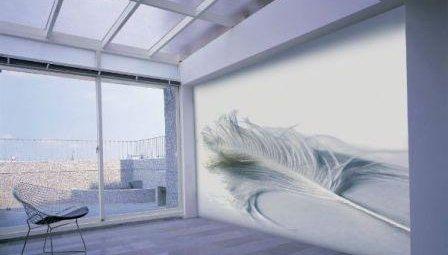 Натяжные тканевые стены