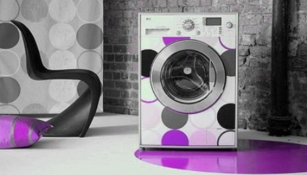 подключаем стиральную машину