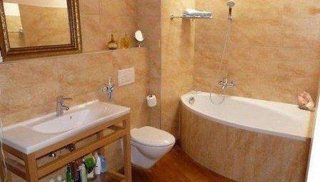 увеличить ванную комнату