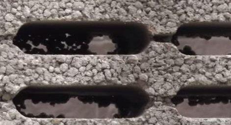 Блоки из керамзитобетона