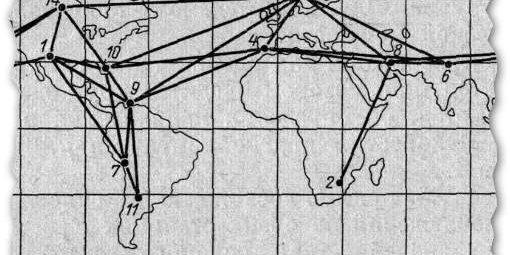 Опорная геодезическая сеть